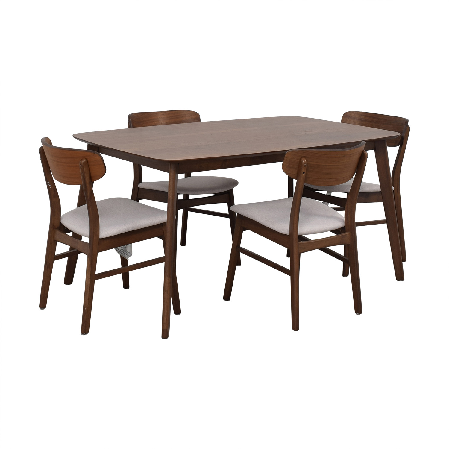 All Modern Upholstered Dining Set / Tables