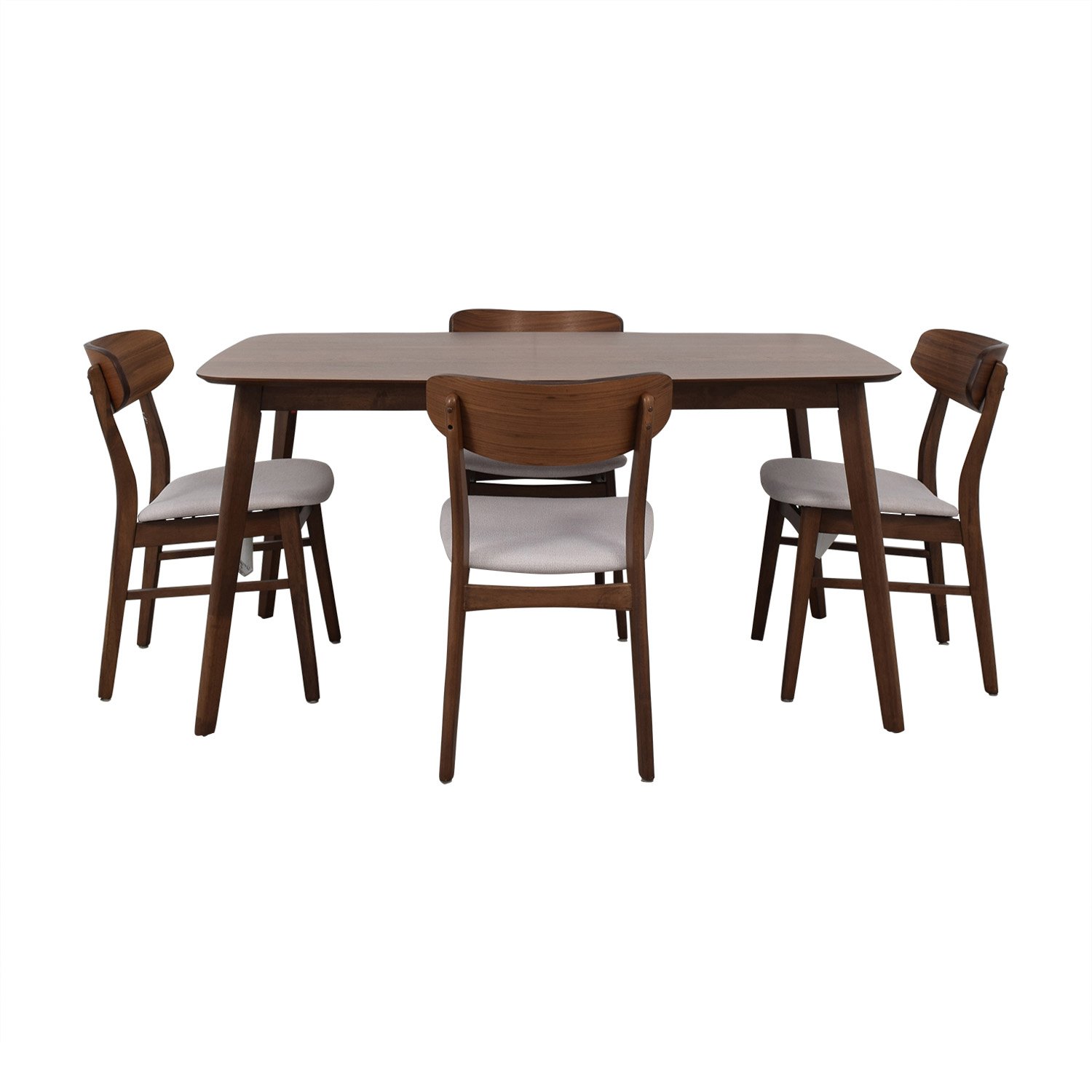 All Modern All Modern Upholstered Dining Set nyc