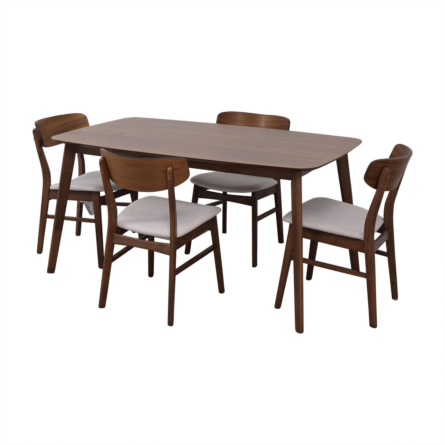 All Modern All Modern Upholstered Dining Set Tables