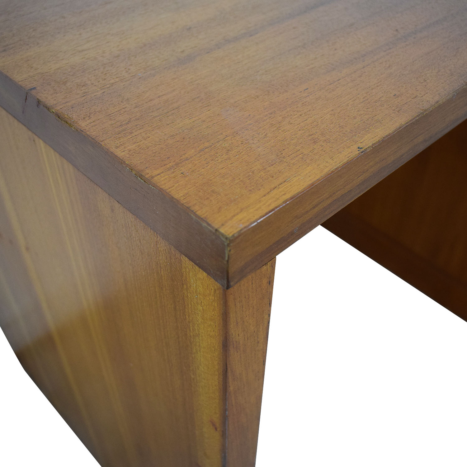 Two-Drawer Desk
