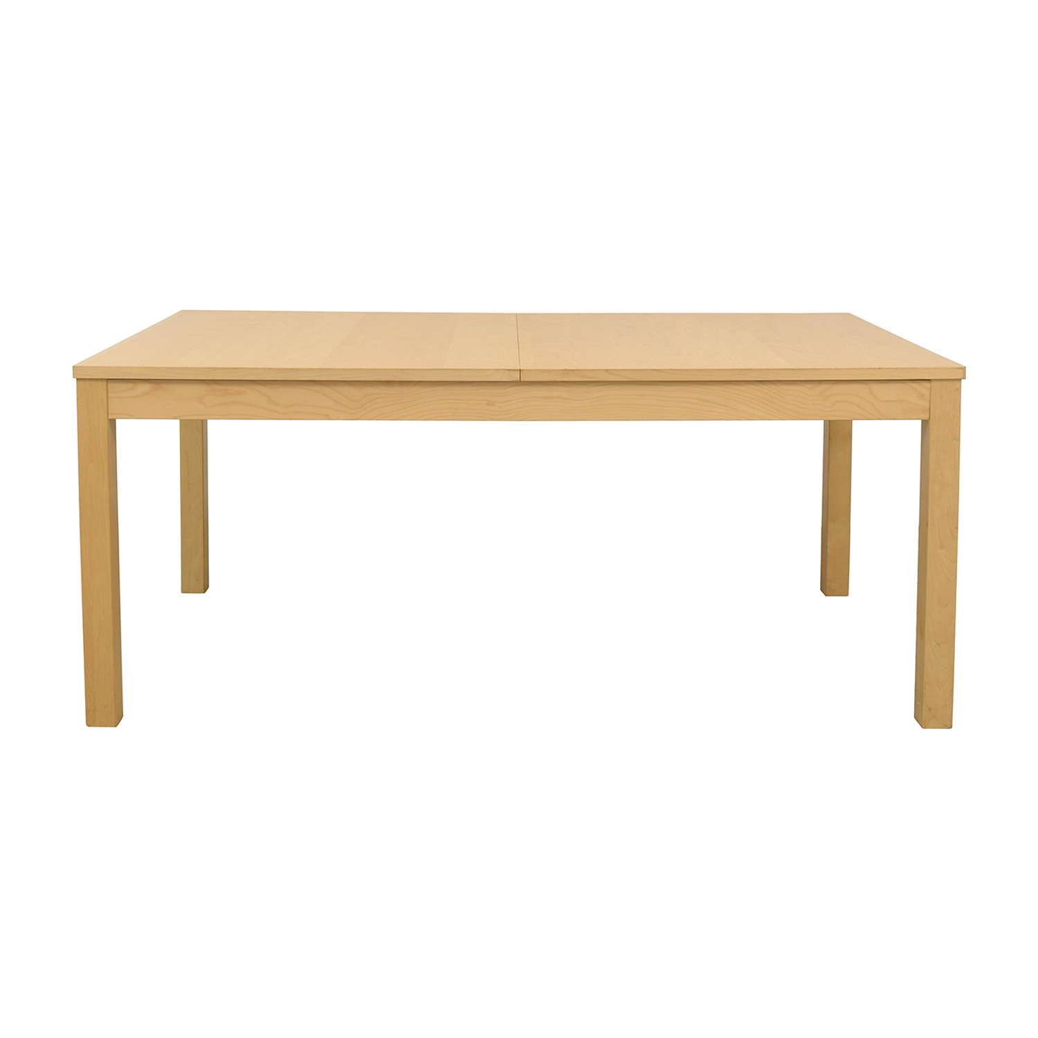 IKEA Bjursta Blonde Expandable Table / Dinner Tables