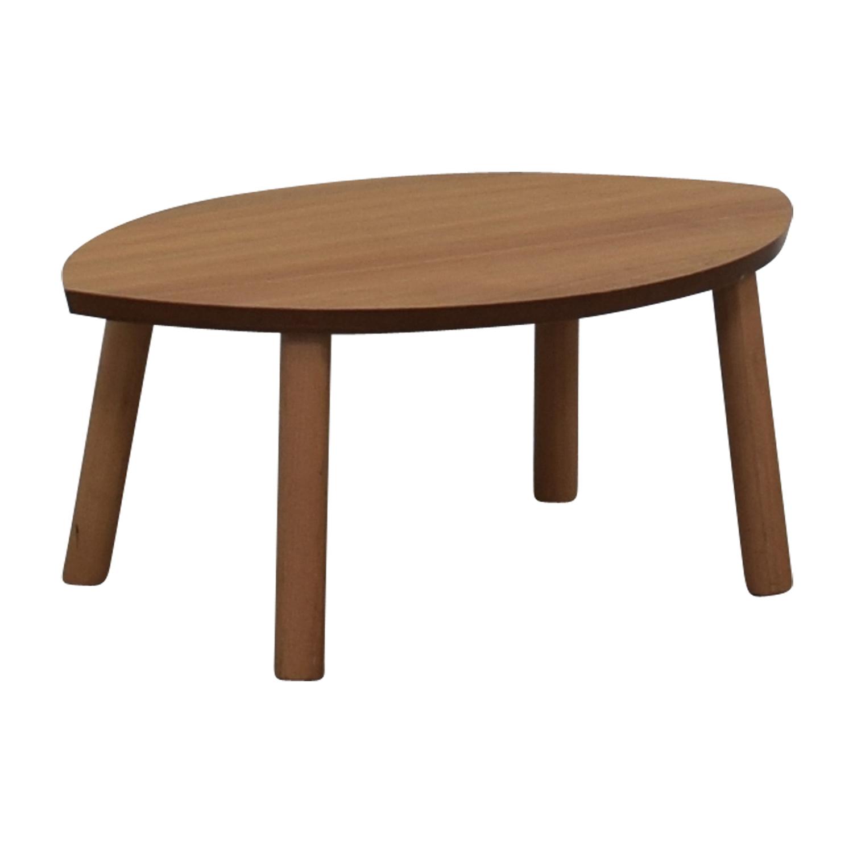 IKEA Stockholm Coffee Table sale