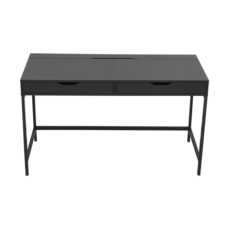 shop IKEA IKEA Alex Grey Two-Drawer Desk online