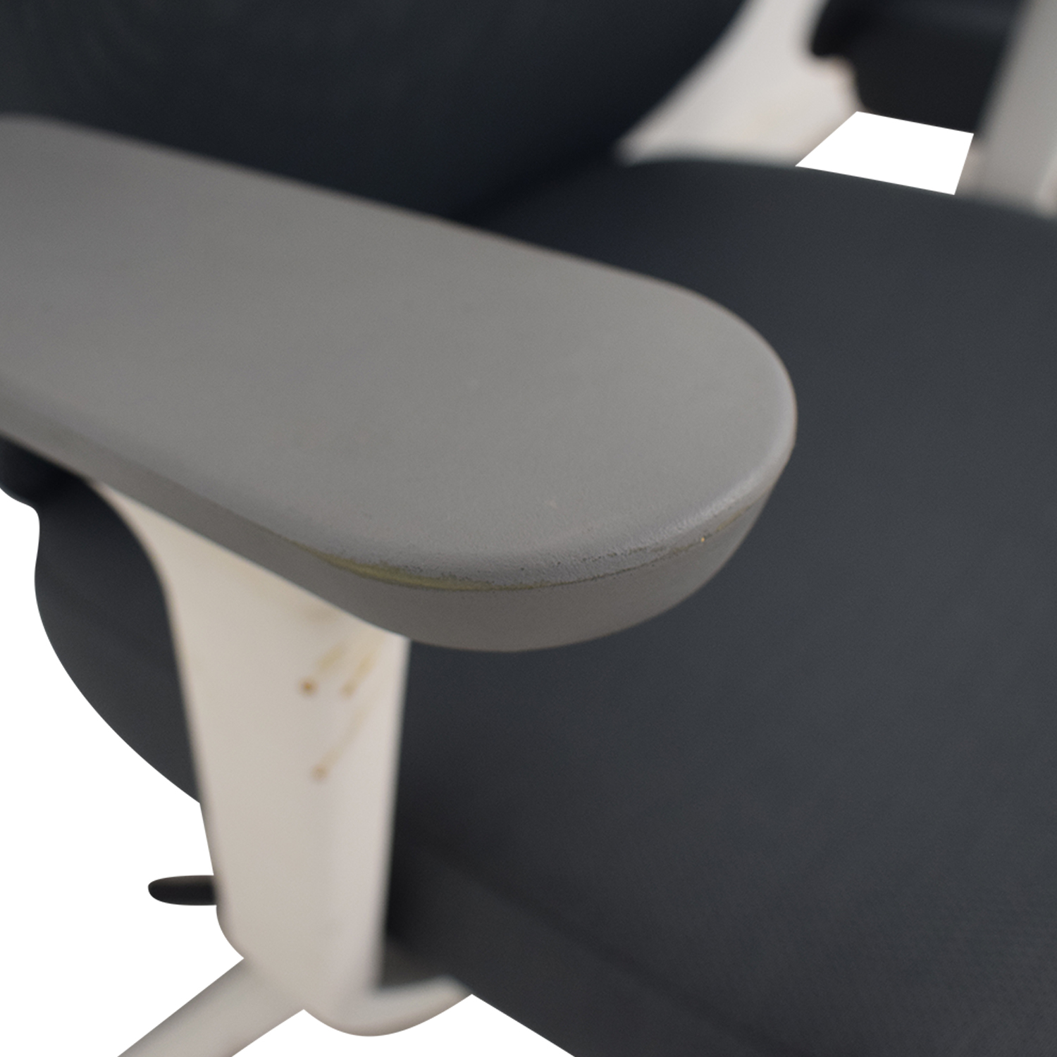 Poppin Gray Max Task Chairs / Home Office Chairs