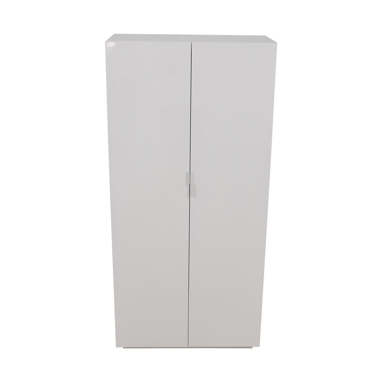 West Elm West Elm Storage Cabinet white