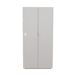 West Elm Storage Cabinet sale