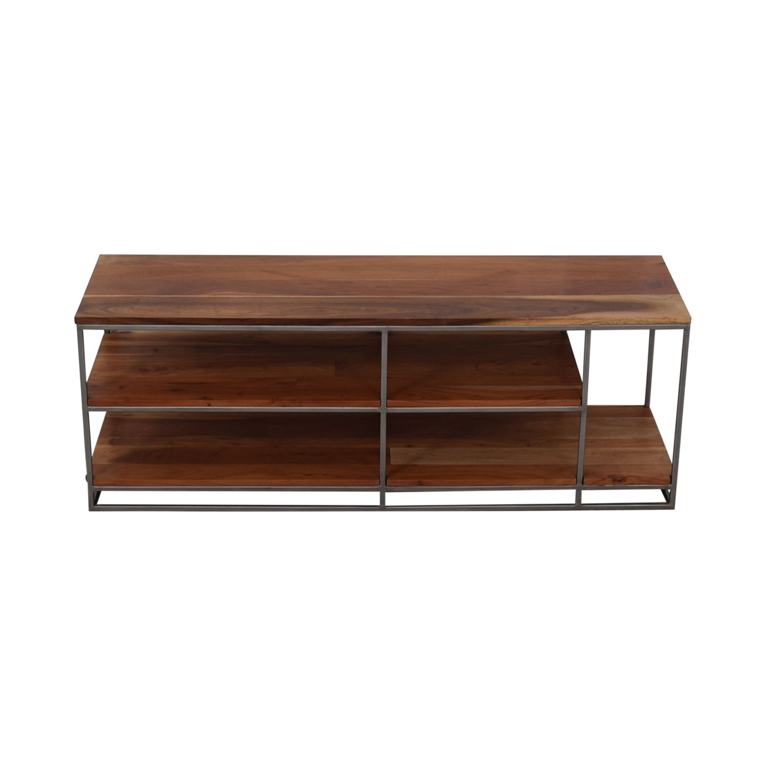 shop CB2 Framework Credenza CB2 Media Units