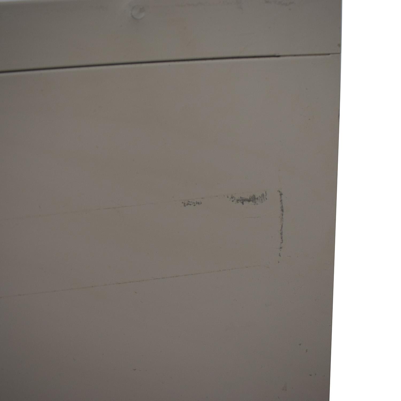 shop  White Five-Drawer Filing Cabinet online