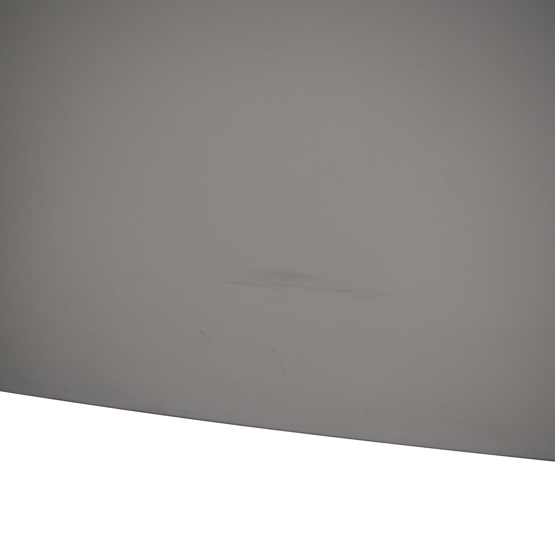 buy White Five-Drawer Filing Cabinet  Filing & Bins