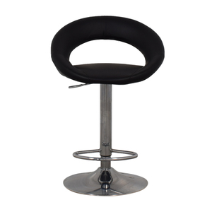 LumiSource Lumisource Kathleen Black Bar Stool price