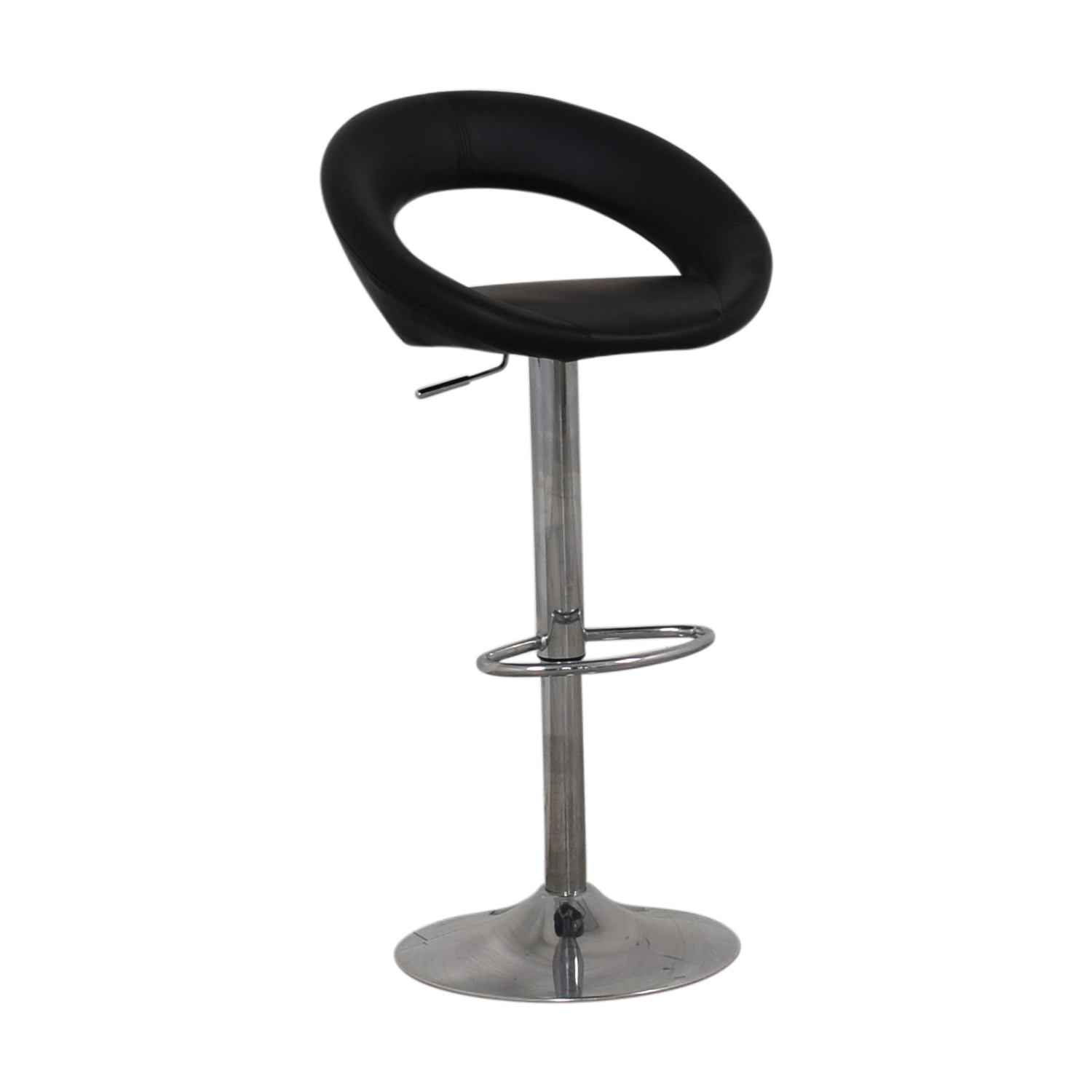 Lumisource Lumisource Kathleen Black Bar Stool coupon