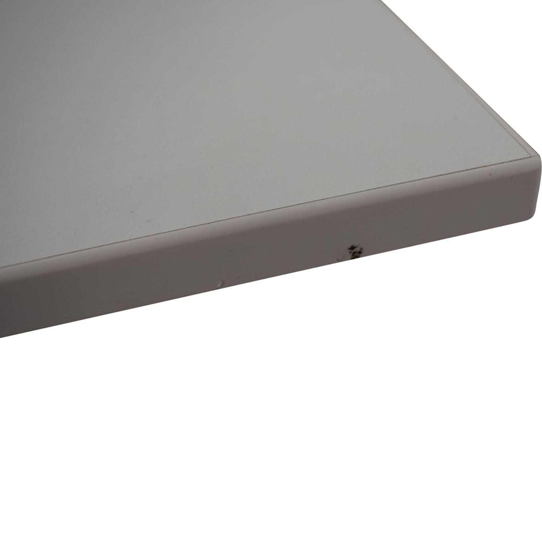 buy IKEA Thyge White Desk IKEA Tables