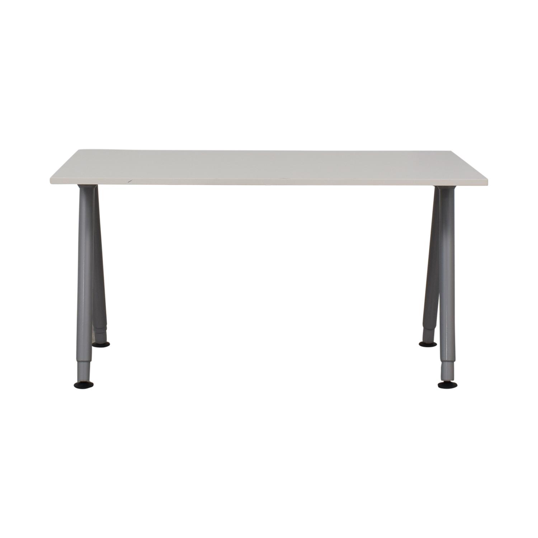 IKEA IKEA Thyge White Desk price