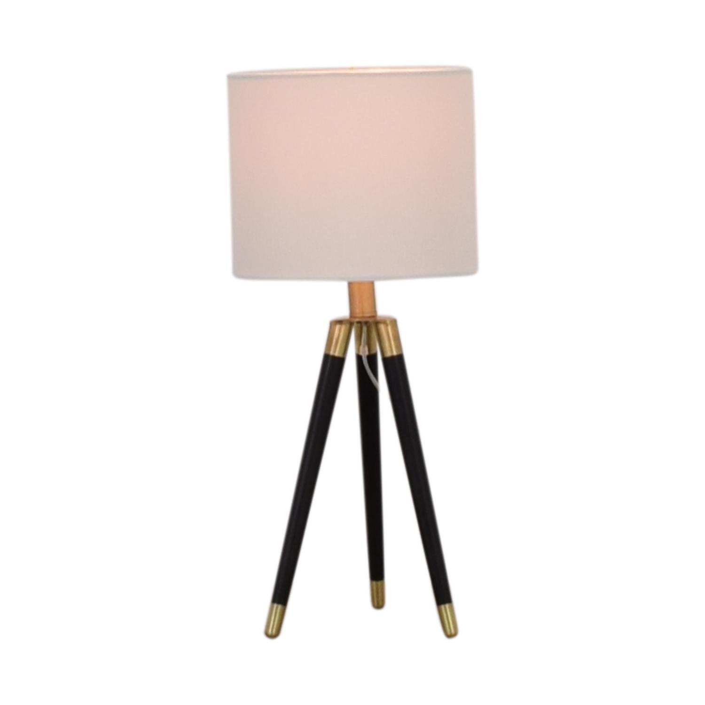 StyleCraft StyleCraft Tripod Table Lamp Decor
