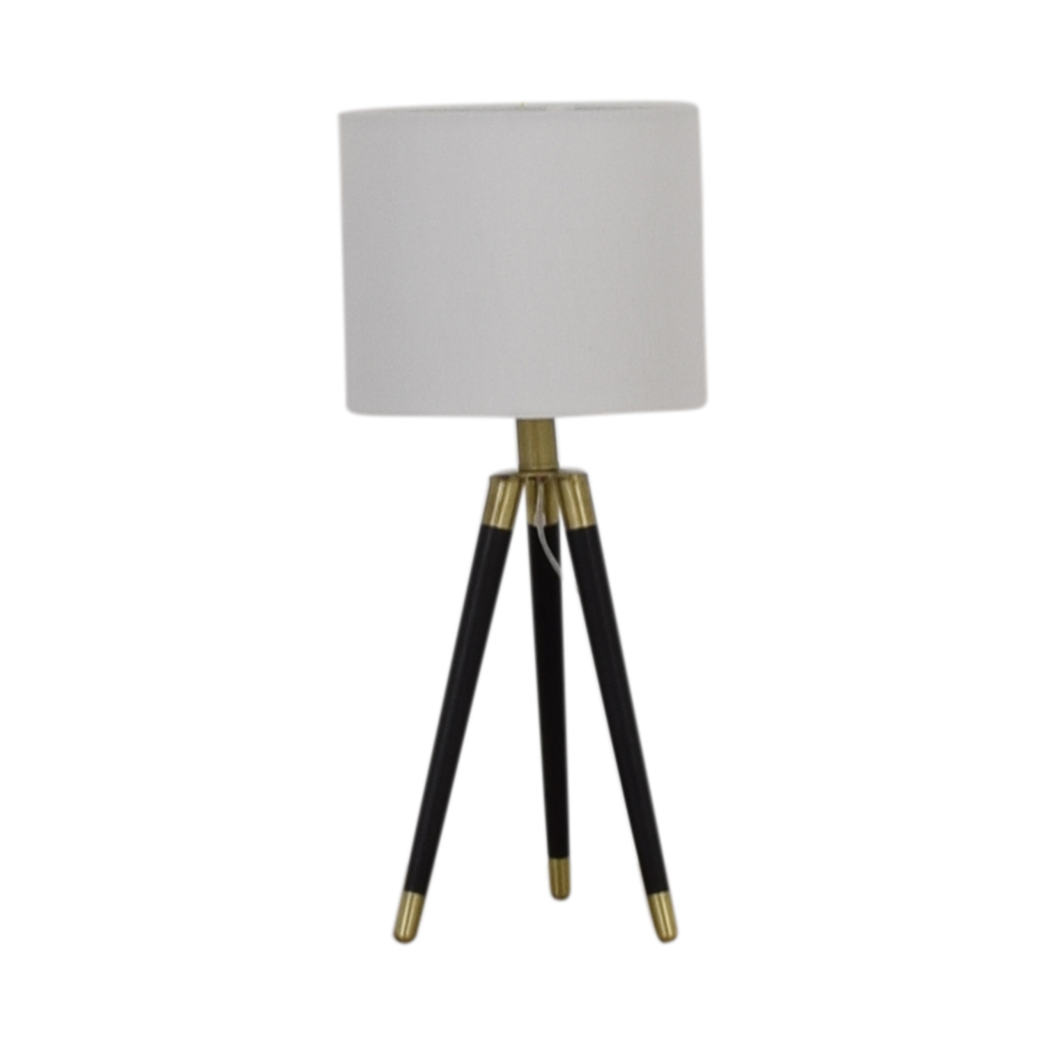 StyleCraft StyleCraft Tripod Table Lamp For Sale