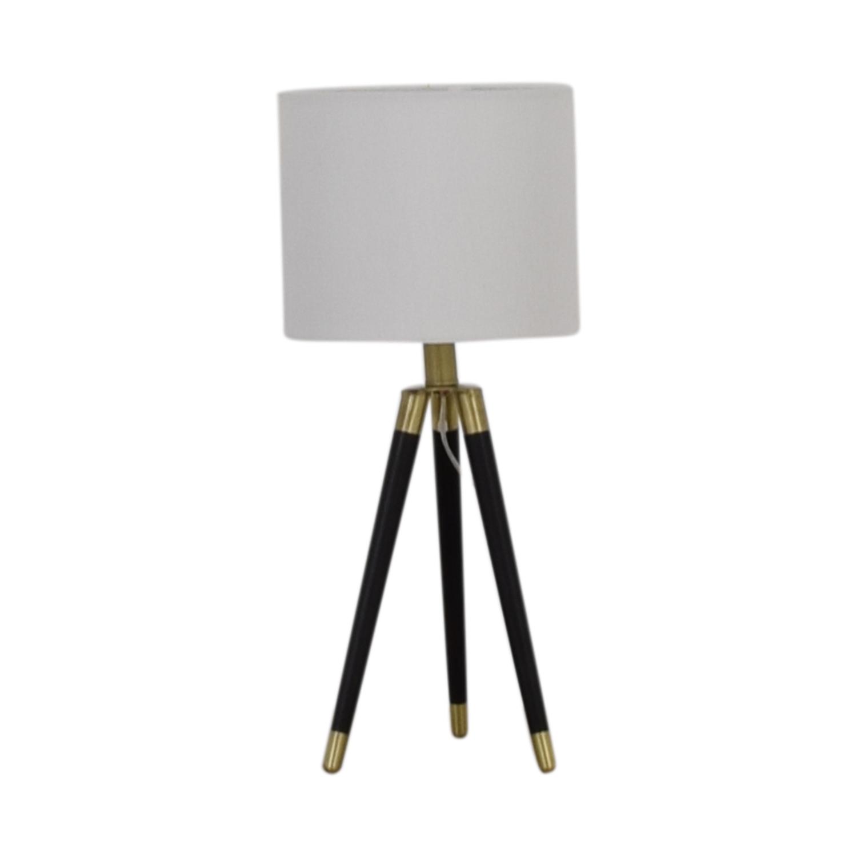 StyleCraft StyleCraft Tripod Table Lamp for sale
