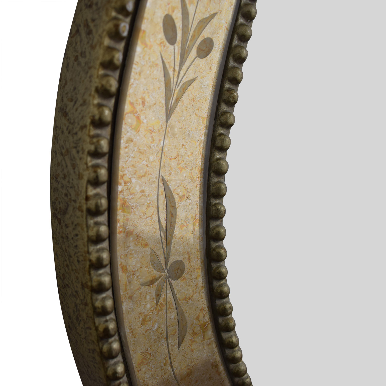Uttermost Uttermost Distressed Gold Framed Wall Mirror discount