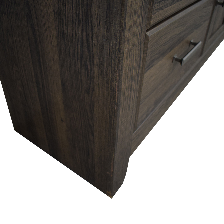 Ashley Furniture Ashley Furniture Six-Drawer Dresser coupon