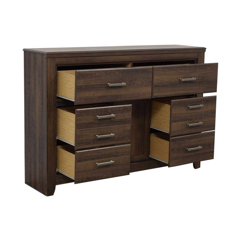 Ashley Furniture Ashley Furniture Six-Drawer Dresser