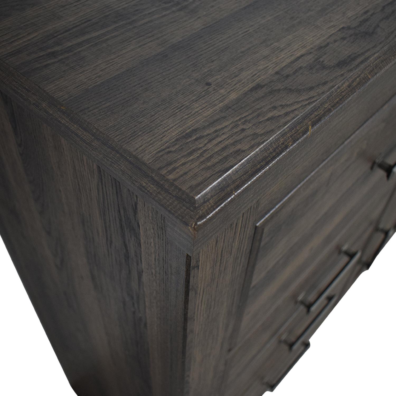 Ashley Furniture Ashley Furniture Six-Drawer Dresser brown