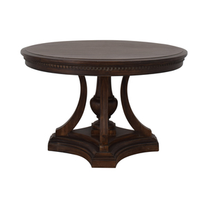 Restoration Hardware Restoration Hardware St James Round Dining Table dimensions