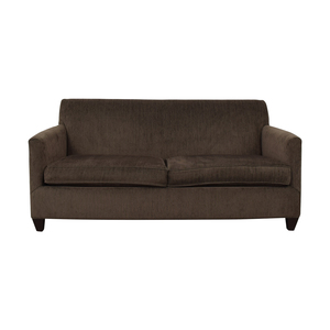 buy Young's Furniture Two-Cushion Sofa Young's Furniture