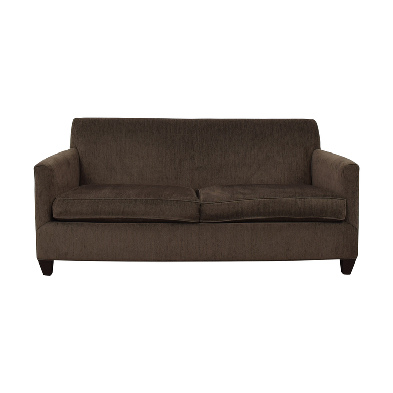 Young's Furniture Young's Furniture Two-Cushion Sofa nj