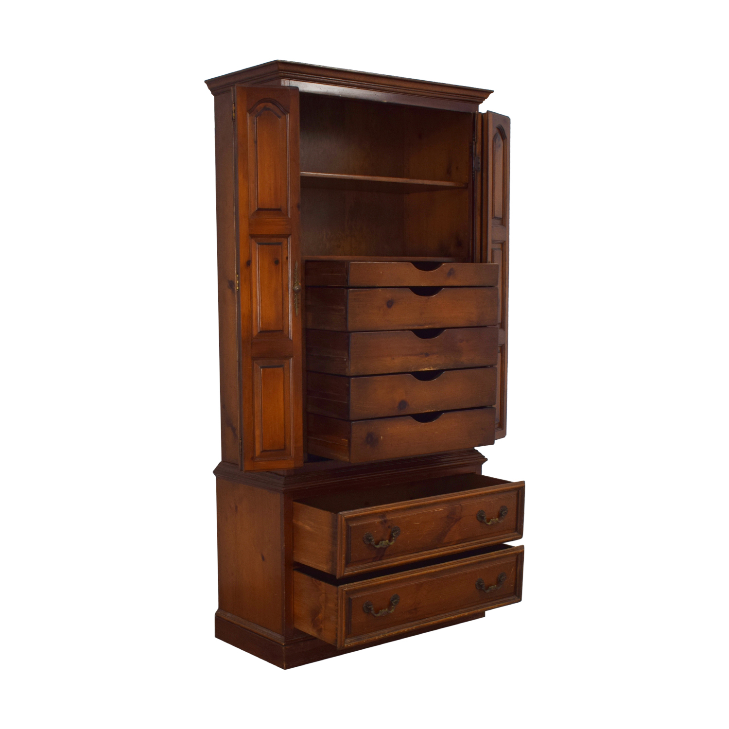 buy Antique Armoire  Storage
