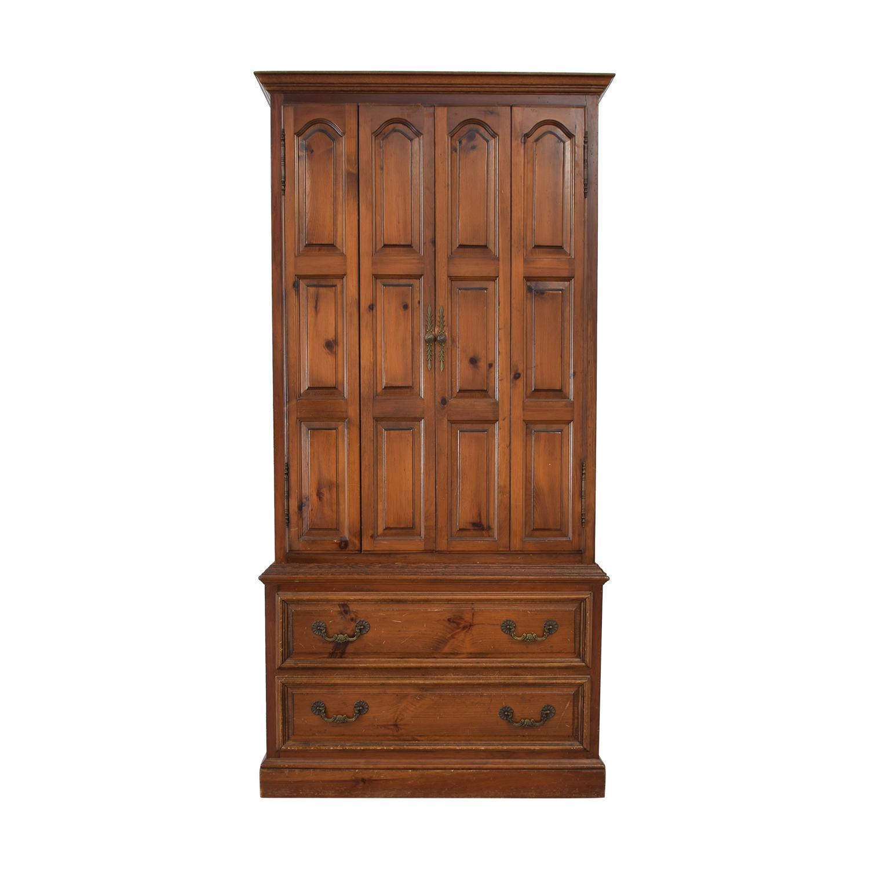 shop Antique Armoire  Storage
