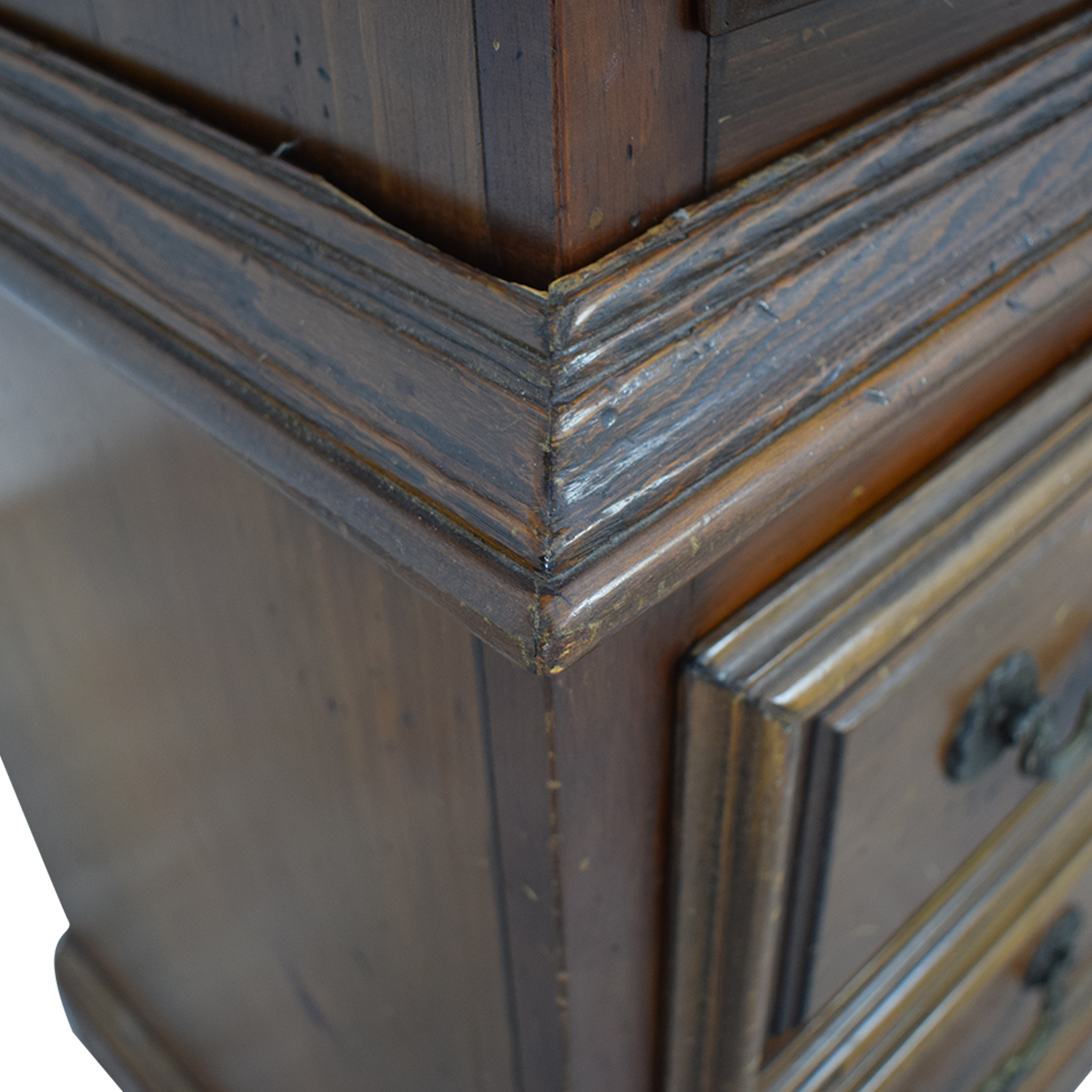 Antique Armoire brown
