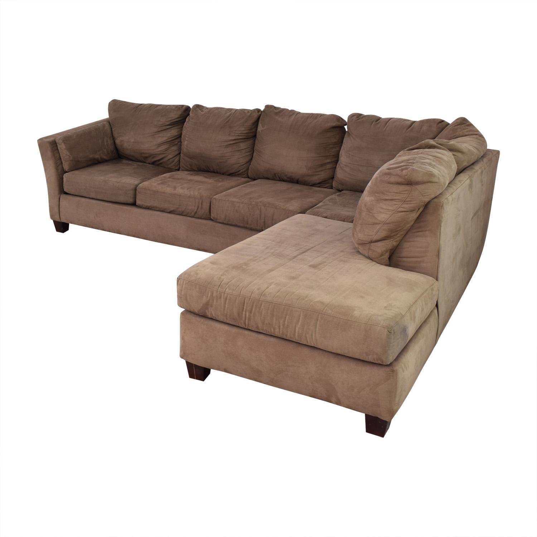 67 Off American Furniture Warehouse American Furniture L Shaped