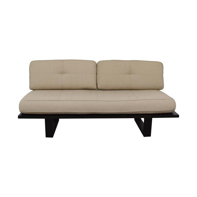 West Elm West Elm Armless Sofa price