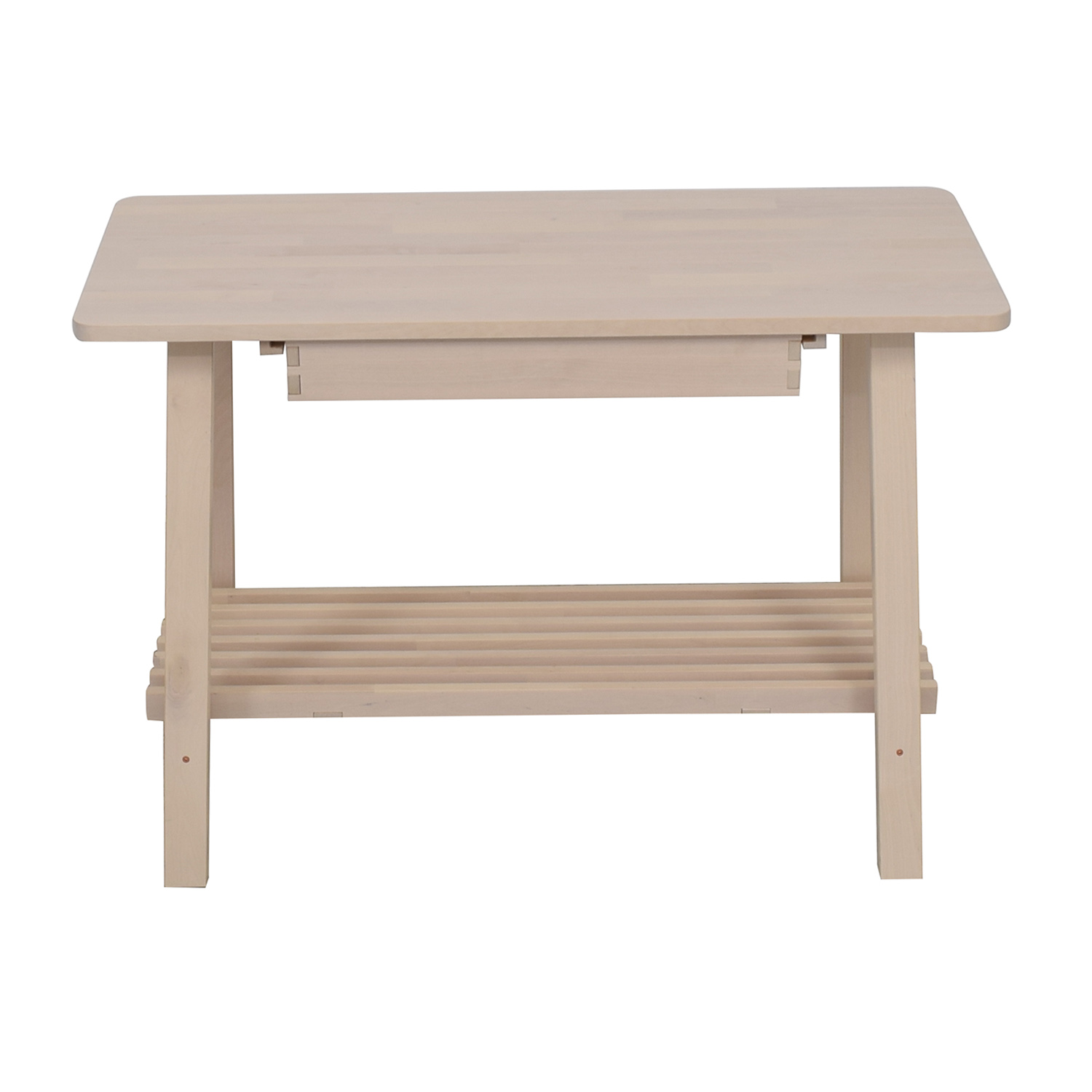 IKEA Norraker Natural Kitchen Island / Utility Tables