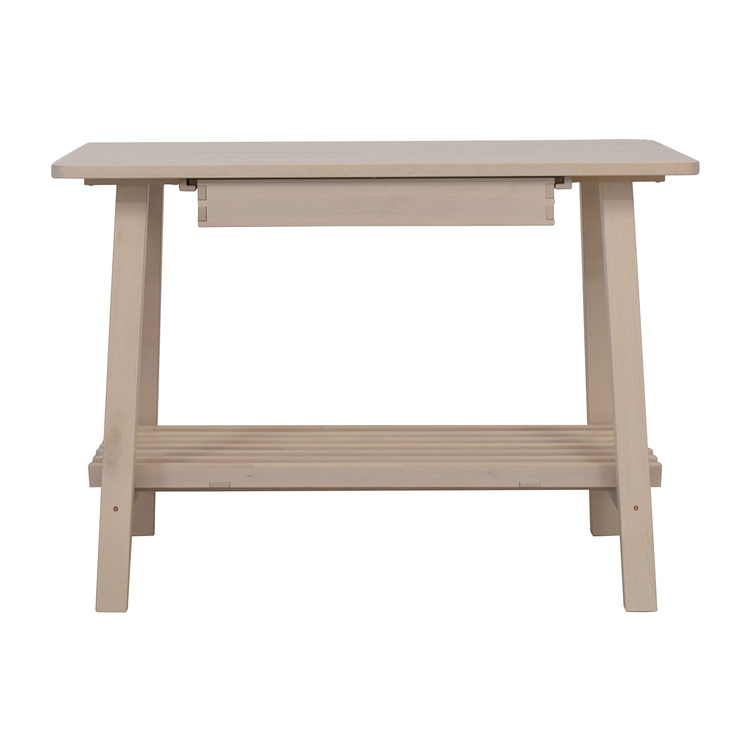 IKEA IKEA Norraker Natural Kitchen Island second hand