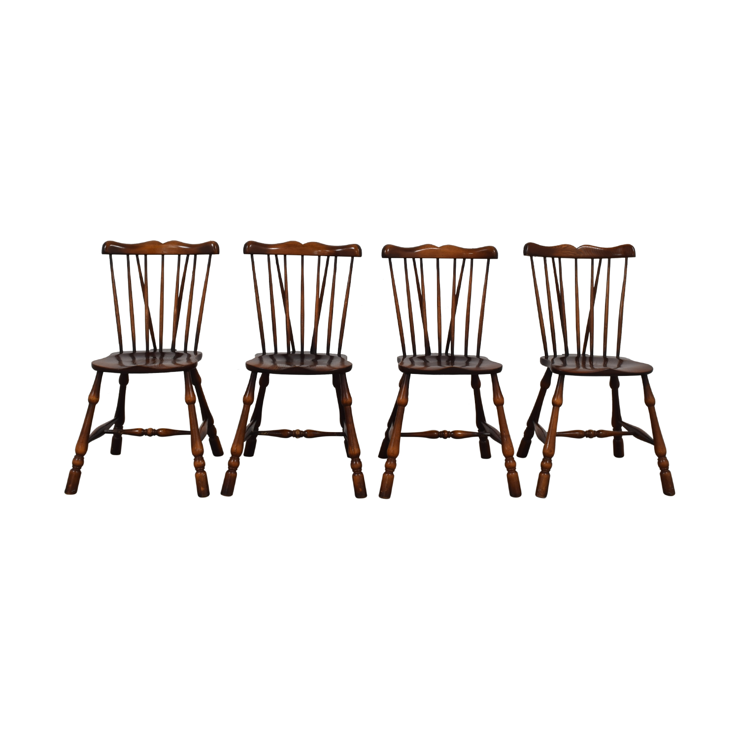ABC Carpet & Home Wood Dining Chairs / Accent Chairs