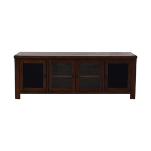 Pampa Furniture Pampa Wood Media Center nyc