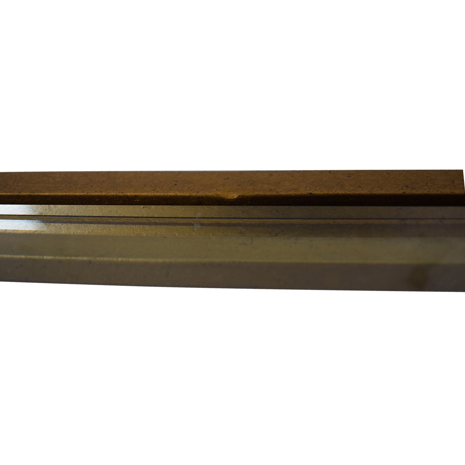 buy  Rectangular Metal and Glass Coffee Table online
