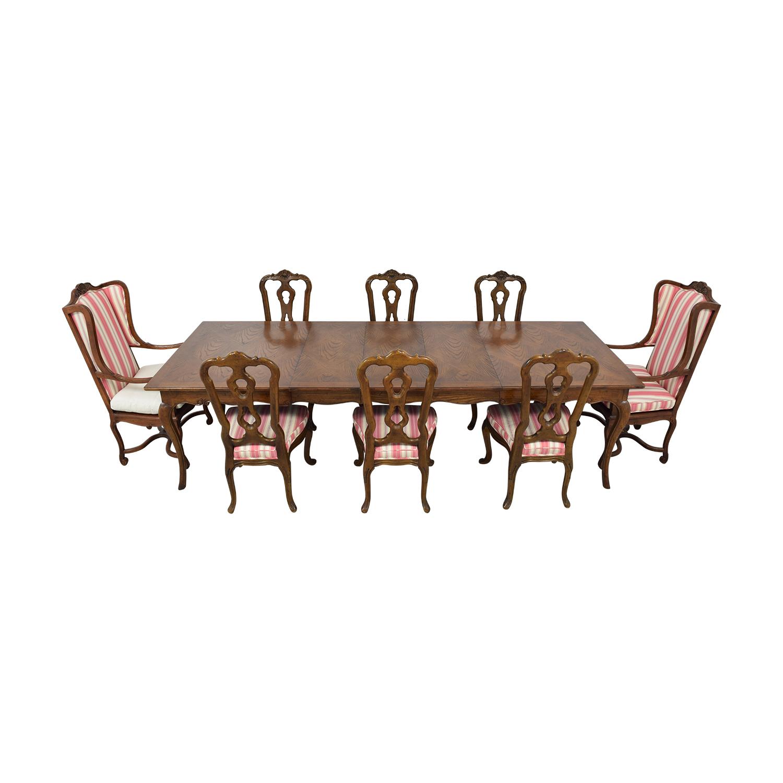 shop Hekman Furniture Hekman Furniture Upholstered Dining Set online