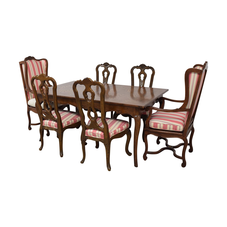 Hekman Furniture Hekman Furniture Upholstered Dining Set discount