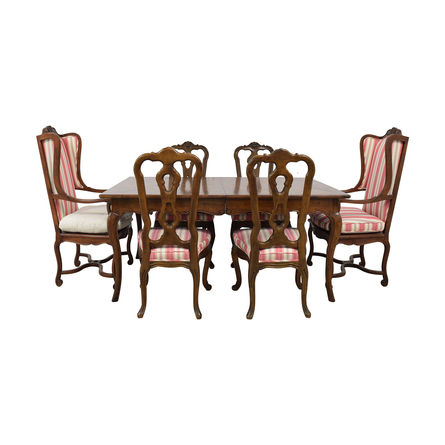 shop Hekman Furniture Hekman Furniture Upholstered Dining Set online