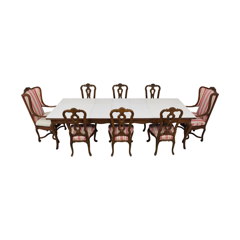 Hekman Furniture Hekman Furniture Upholstered Dining Set coupon