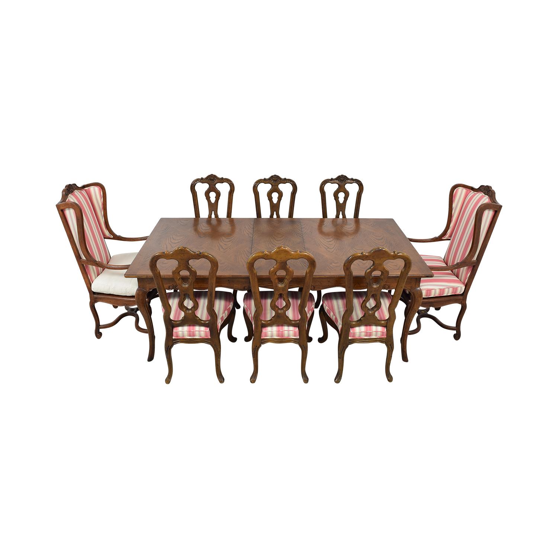 Hekman Furniture Hekman Furniture Upholstered Dining Set for sale