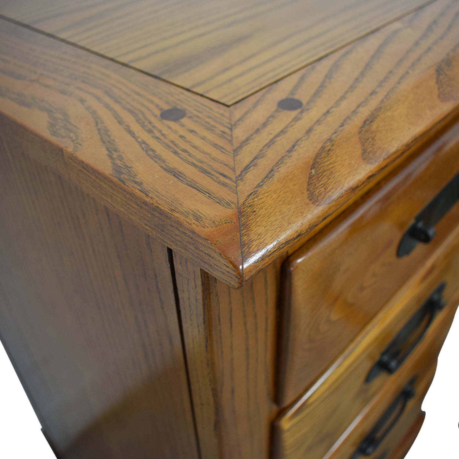 Link-Taylor Link-Taylor Five-Drawer Desk with Chair on sale