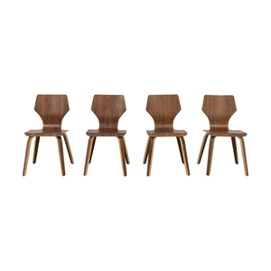 Wood Dining Room Chairs second hand