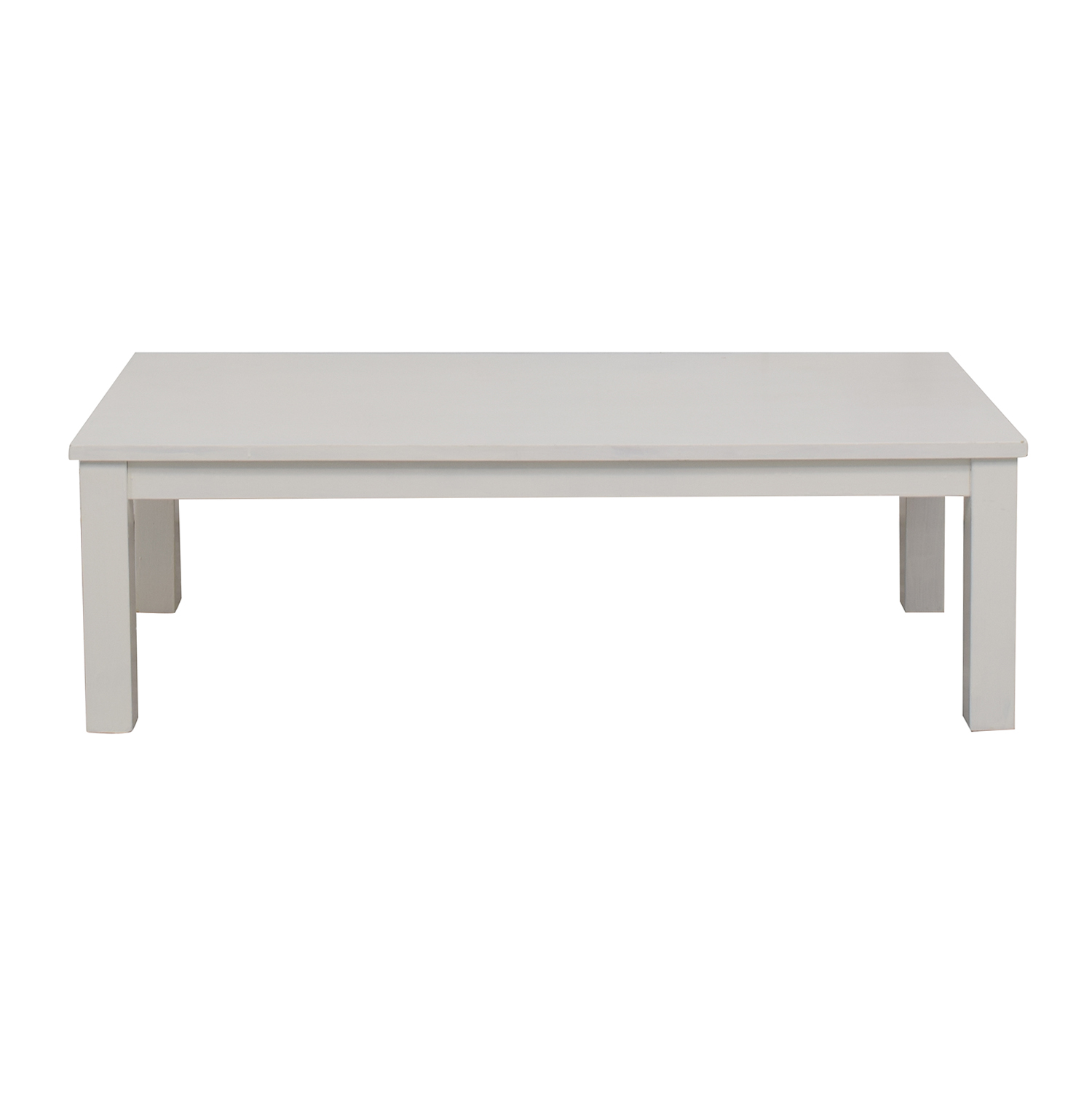 White Coffee Table sale