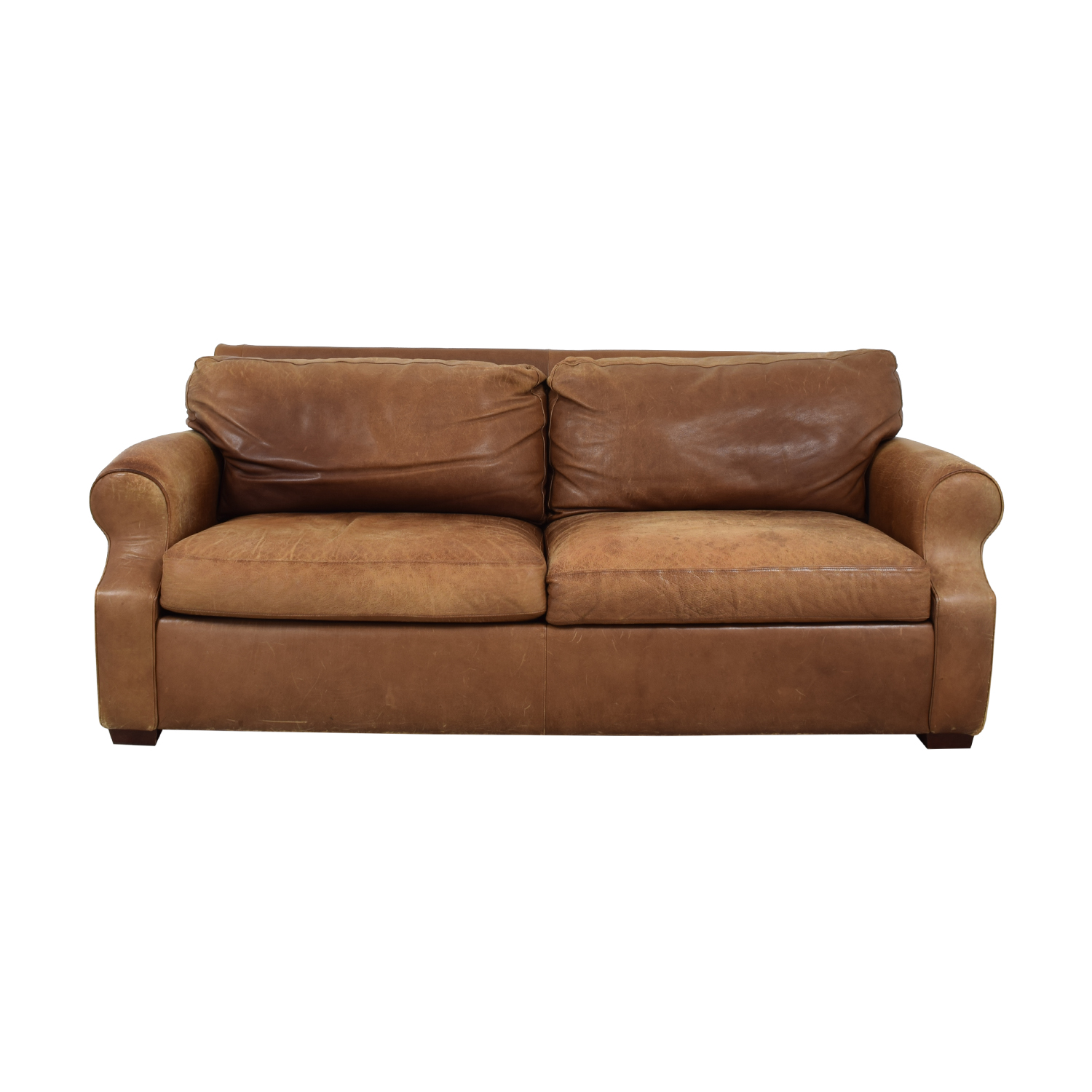 shop American Leather Leather Sofa American Leather Classic Sofas