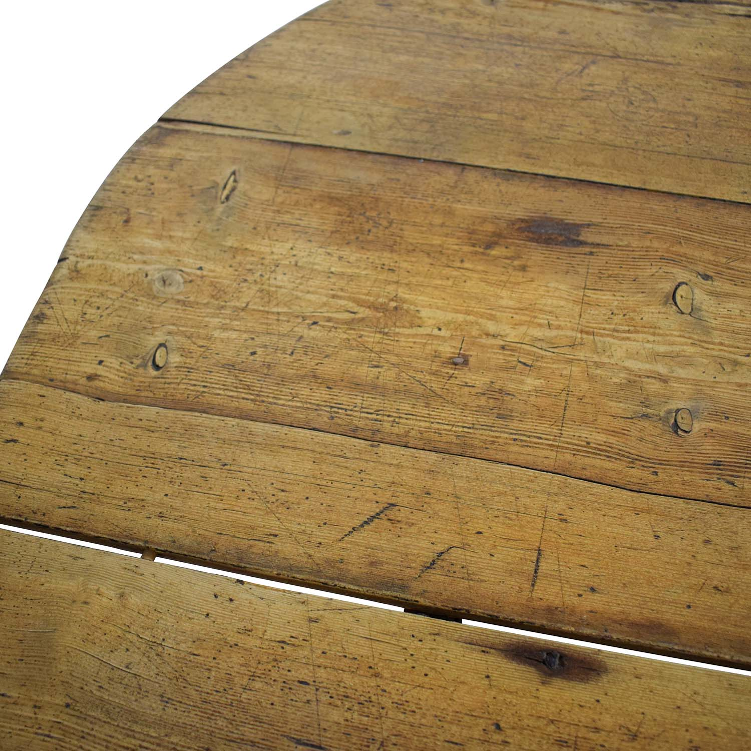 Reclaimed Wood Antique Table nyc