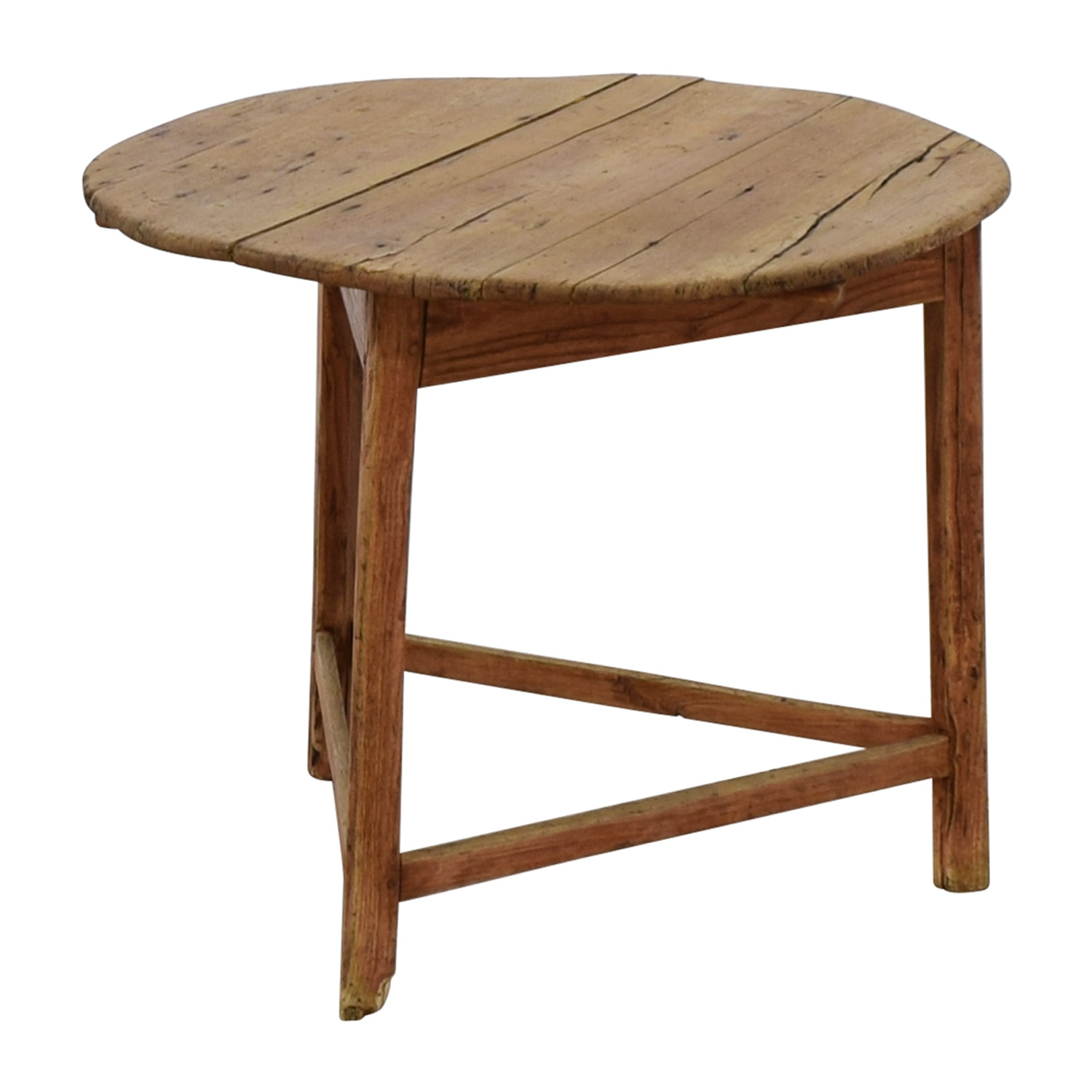 buy Reclaimed Wood Antique Table  Dinner Tables