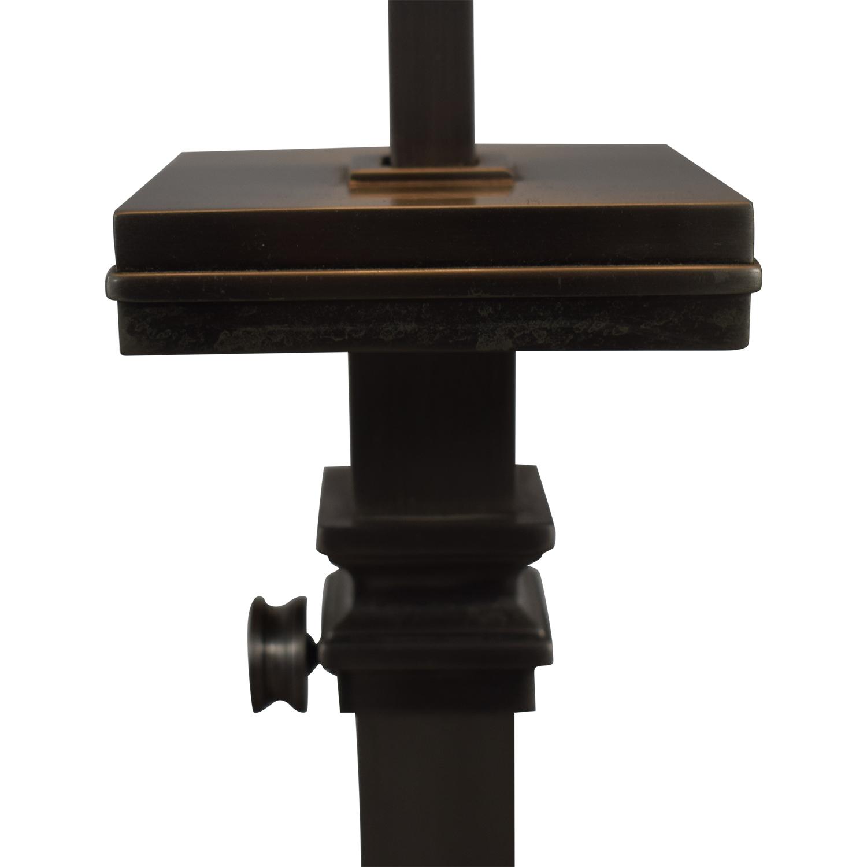 buy Pottery Barn Chrome Adjustable Floor Lamps Pottery Barn Decor