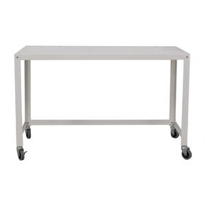 IKEA IKEA White Metal Desk